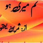 Tum meri ho by Samreen Yahqoob Complete PDF